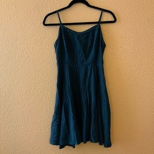 Old Navy Teal Dress